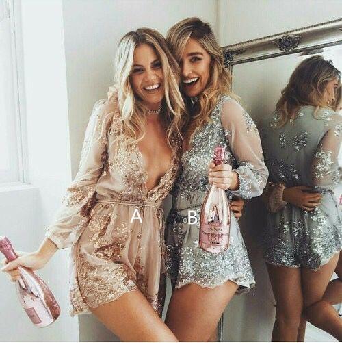 Long Sleeves V Neck Short Homecoming Dress, Charming Cocktail Dress, Short Party