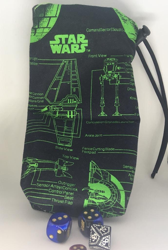 Green Star Wars Schematics