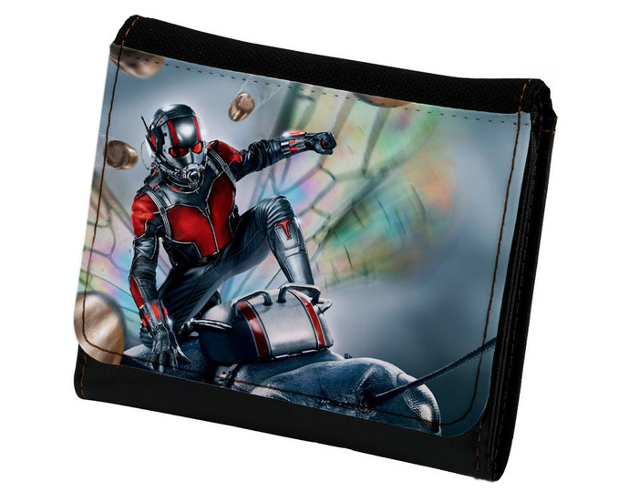 ANT-MAN PU Leather Wallet