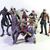 Biohazard 4 Collection Mini Figure Series (1) Set Of 8 - Capcom Resident Evil