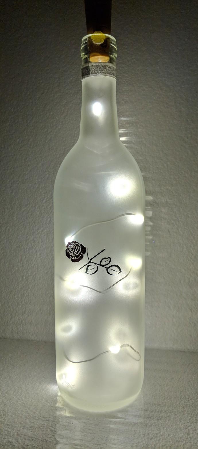 Mom light bottle.