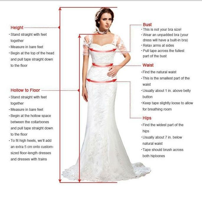 Mermaid V-Neck Floor-Length Red Prom Dress with Split