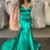 Sexy Mermaid Evening Dress, Sleeveless Mermaid Prom Dress, Formal Prom Dresses