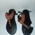 Handmade 100% genuine leather thong sandals