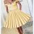 Cute Homecoming Dress,Satin Prom Gown,Off the shoulder Prom Dress,short Prom