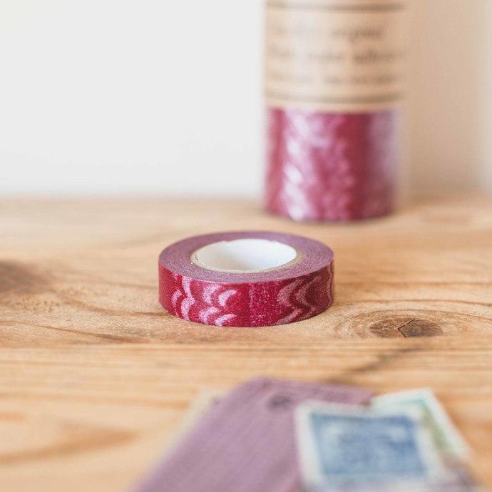 Classiky Zwillinge washi tape - masking tape - perfect for journaling & happy