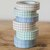 Classiky Grid washi tape - 1.2 & 1.8 cm wide masking tape 10m - perfect for