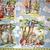 Windham Whistler Alice Adventure In Wonderland 12 PIECES Set PLS Read Details