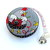 Tape Measure Chickens Knitting Retractable Pocket Measuring Tape