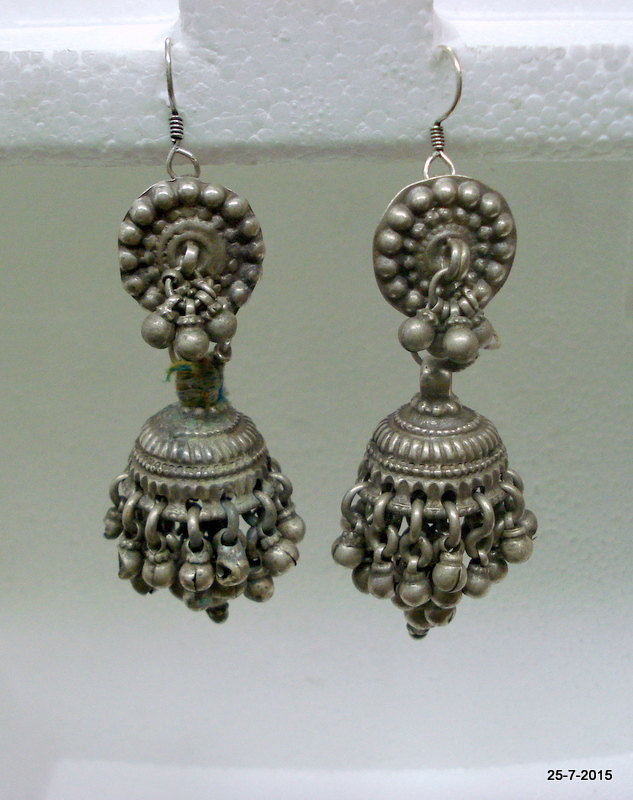 full gold sterling screwback item earrings l topazio antique silver filigree flowers gilt