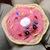 READY TO SHIP Kawaii Donut Hot Pad - Crocheted, Amigurumi