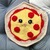 READY TO SHIP Kawaii Pizza Hot Pad - Crocheted, Amigurumi
