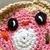 READY TO SHIP Kawaii Donut Potholder Set - Crocheted, Amigurumi
