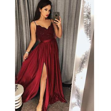 Royal Bluedark Greenburgundy Prom Dresses Prettylady