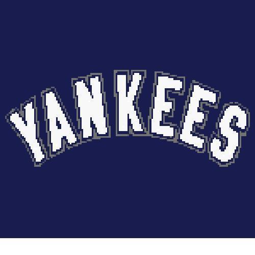 New York Yankees Crochet Pattern  (Graph, SC, C2C, Bobble stitch)