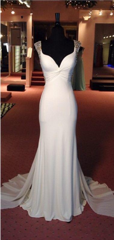 Sexy Mermaid Evening Dress, Sexy Long Prom Dress, Formal Dress