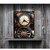 Industrial photography, modern farmhouse, antique clock print, fixer upper, wall
