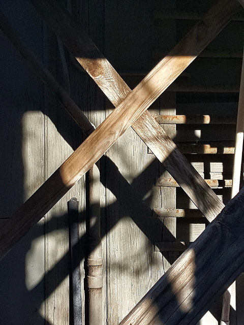 Industrial photography, modern farmhouse, boards and shadows, fixer upper, wall