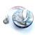 Measuring Tape Sail Boats Pocket Retractable Tape Measure