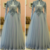 Charming Tulle Prom Dress, Long Sleeve Evening Dress, Formal Dress