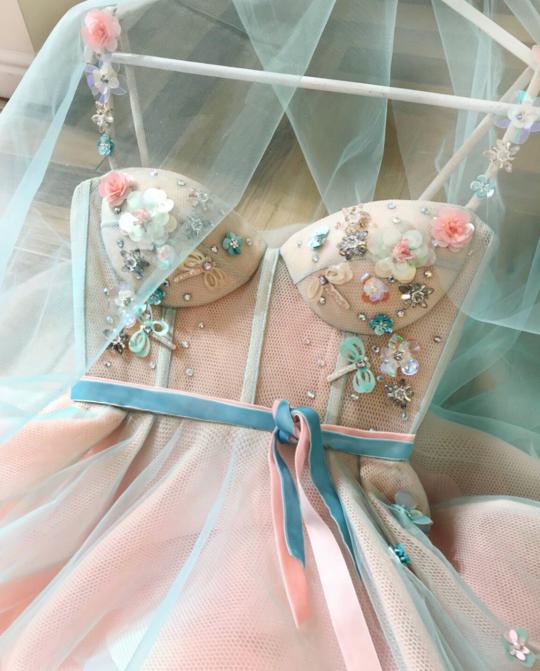 2018 Hot Sale Long Evening Dress,A-Line Prom Dresses,Sexy evening dress,Vestido