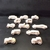 12 Handcrafted Wood Toy  Cars OT-36  unfinished or finished