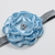 Infant/Toddler Headband//6-24 Month//Foldover Elastic Headband - Dusty Blue