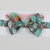 Little Guy Bow Tie - Spring Ikat
