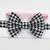 Little Guy Bow Tie - Classic Houndstooth