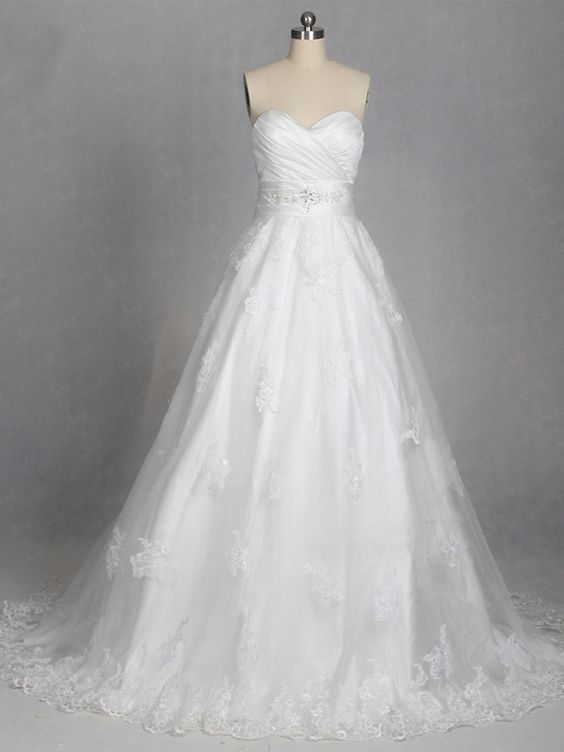 Simple Design Wedding Dress, Backless Wedding Dress,Floor Length ,Sexy Party