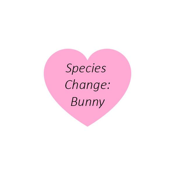 Species Change: Bunny