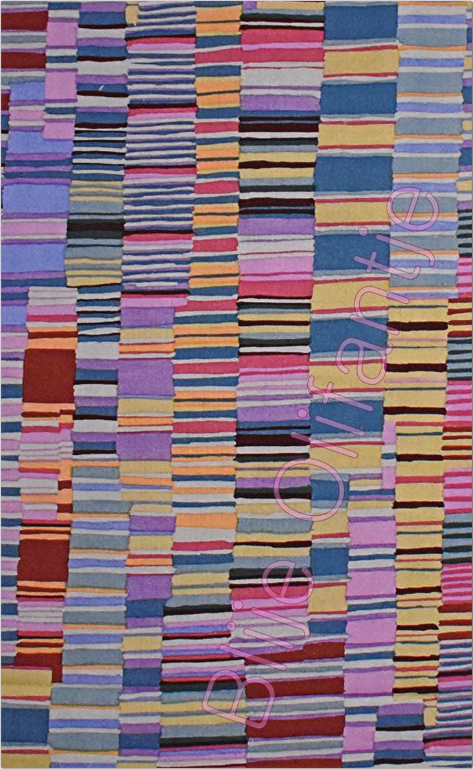 PIECE 29.5in 44in Westminster Kaffe Fassettt Shirt Stripe Pastel RARE