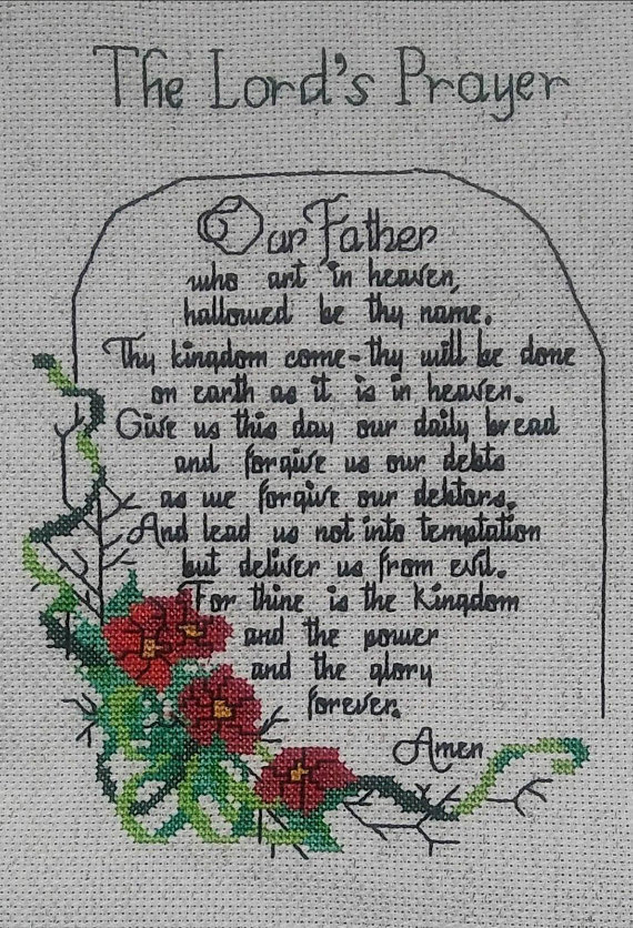 Free Shipping Handmade Completed Finished Embroidery Cross Stitch The Lords