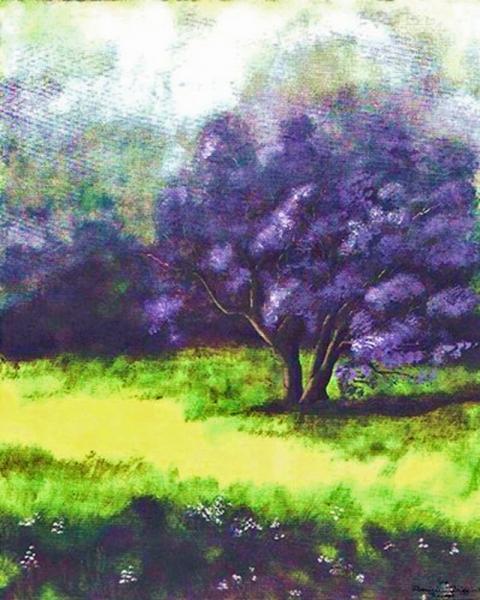 Summer Mist- fine art print