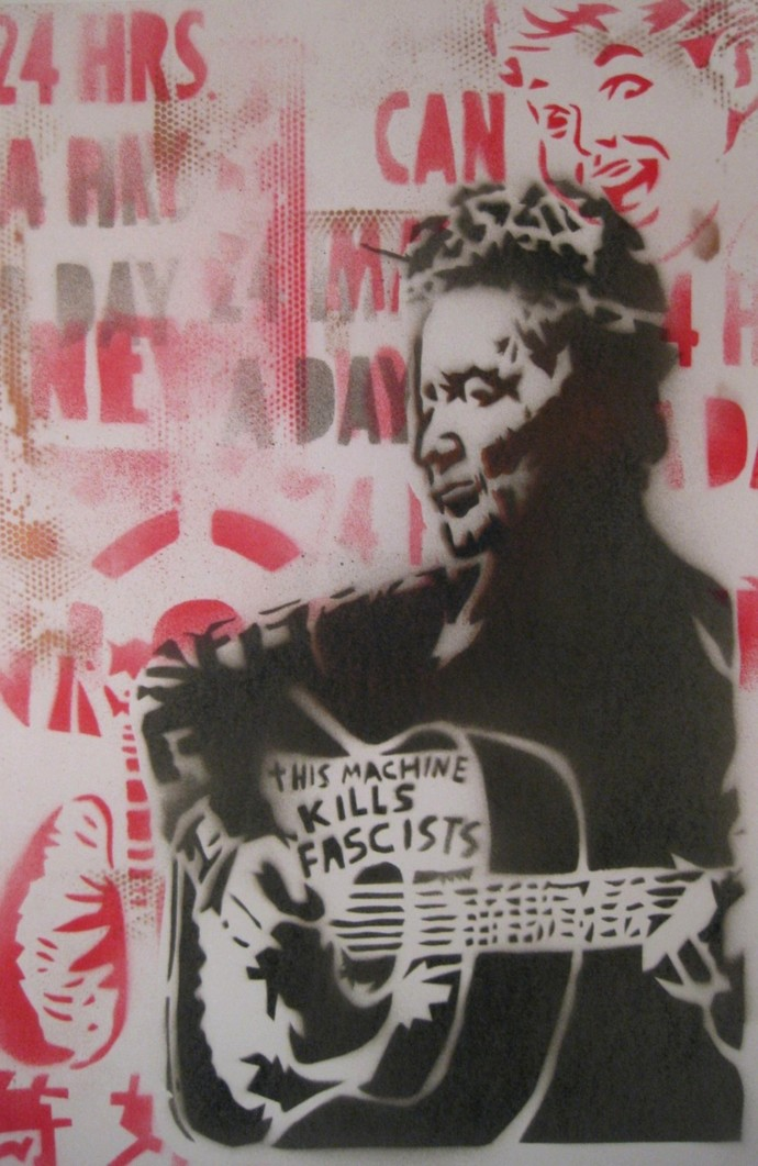 Woody Guthrie 3