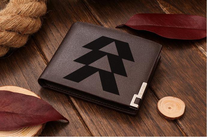 Destiny Hunter Leather Wallet