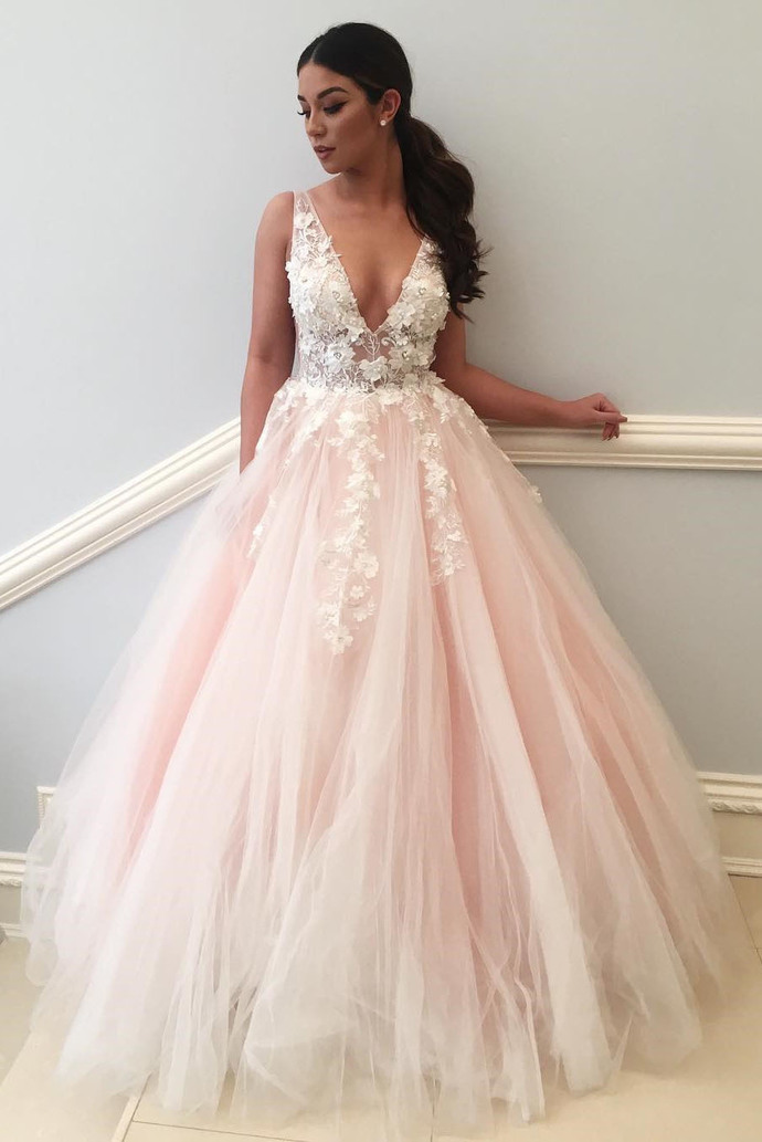White Sweet 16 Dresses with Sleeves