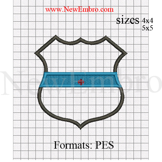 Custom embroidery logo applique embroidery design embroidery pattern  ... 3