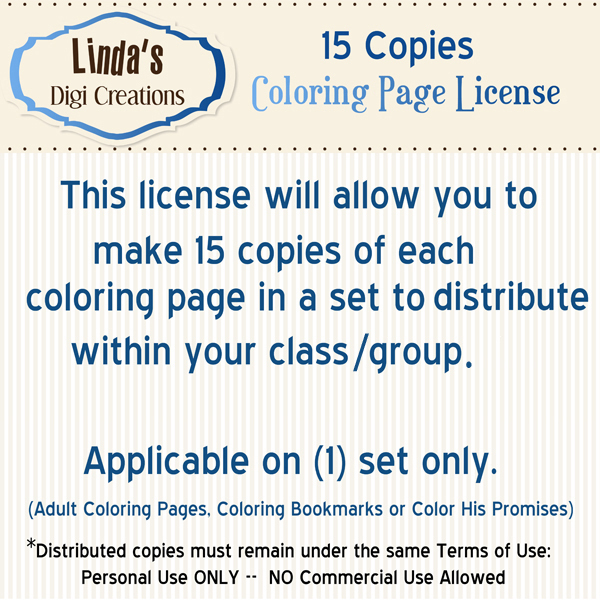 Coloring Page License (15)