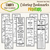 Proverbs Coloring Bookmarks