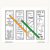 Ecclesiastes Coloring Bookmarks