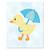 Ducks - Blue Set - Printable Wall Art