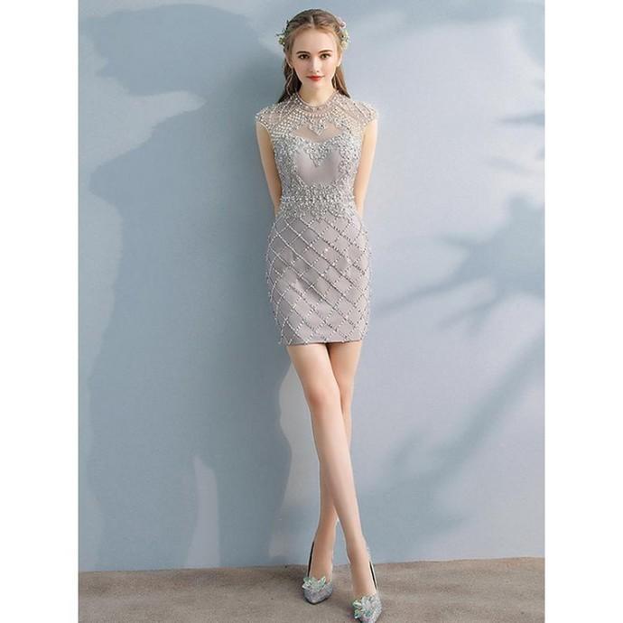 Cheap Short Evening Dresses