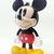 Disney Classic Mickey Mouse Bag Charm / Keychain / Key Ring - New