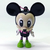 Japan Import Disney Baby Mickey & Minnie Mouse Jointed Figure Cell Phone / Bag
