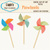 Pinwheels (ClipArt Set)