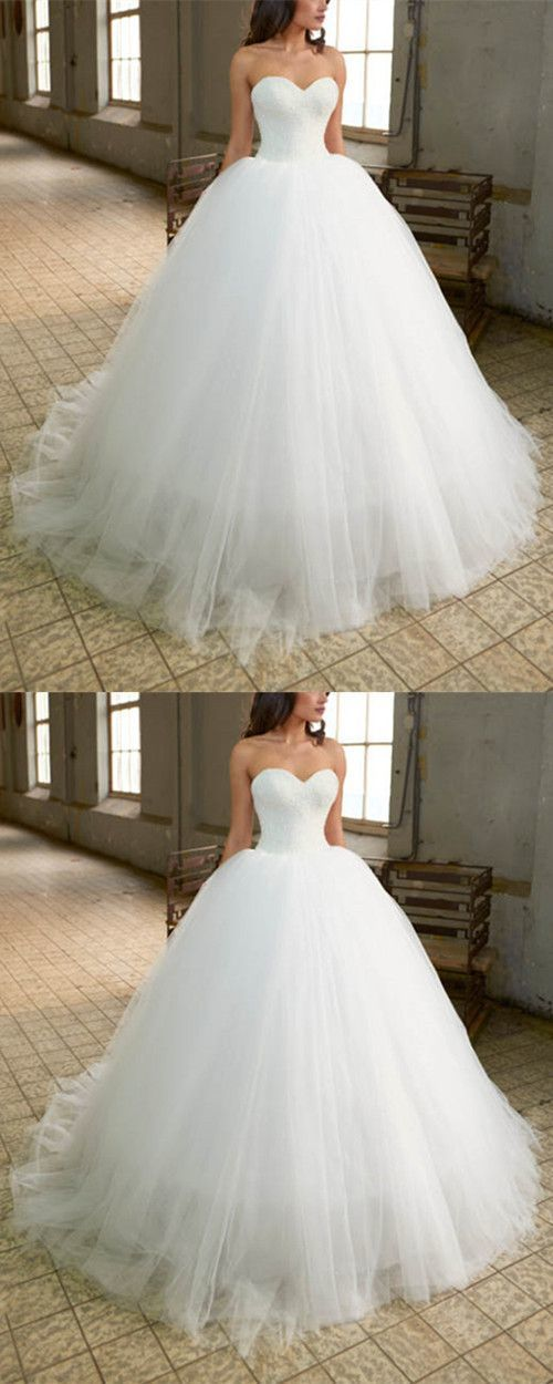 a5abd9b72c Bling Bling Sequins Beaded Sweetheart Bodice Corset Tulle Wedding Ball Gown