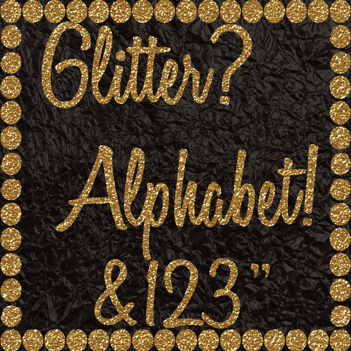 Gold glitter font gold glitter letter by juliedigitalart on zibbet gold glitter font gold glitter letter clipart gold font clipart gold letters thecheapjerseys Images