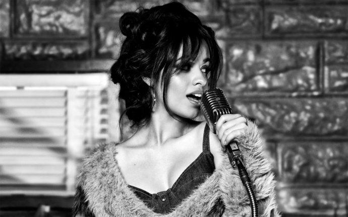 "Camila Cabello Polyester Fabric Poster (13""x19"" or 18""x28"")"