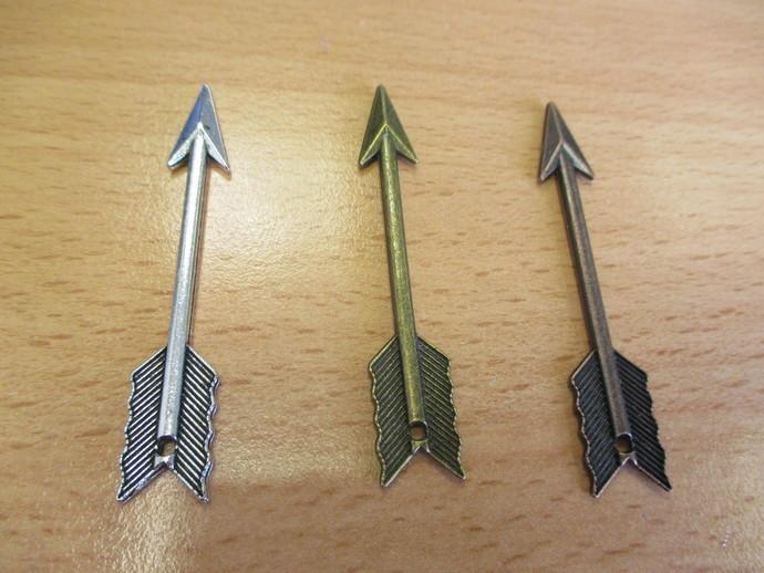 2.5 Inch Metal Arrow - SALE